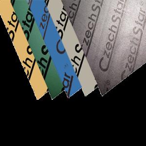 Vláknitopryžové těsnící desky