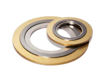 Kombinované kovové těsnění