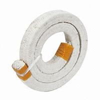 Termoizolační tkaniny, šňůry, pásky, desky