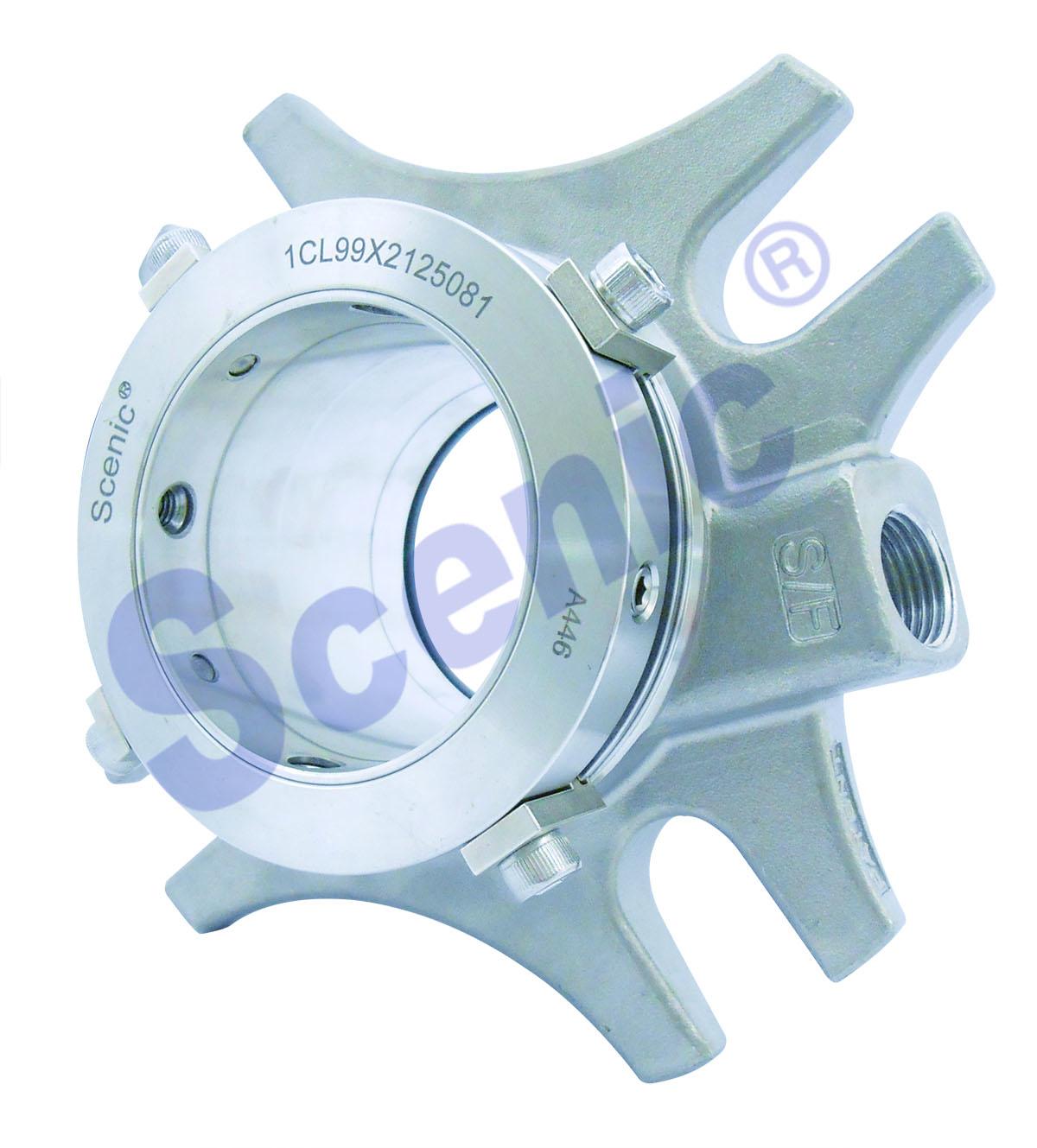 Mechanické ucpávky Scenic®